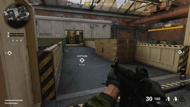 Garrison Bridge Black Ops Cold War