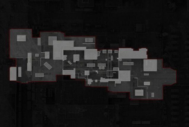 Garrison Black Ops Cold War Map Overview