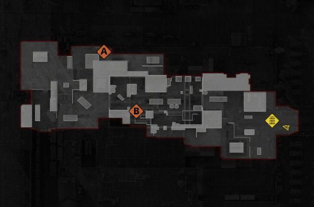 Garrison Black Ops Cold War Search & Destroy
