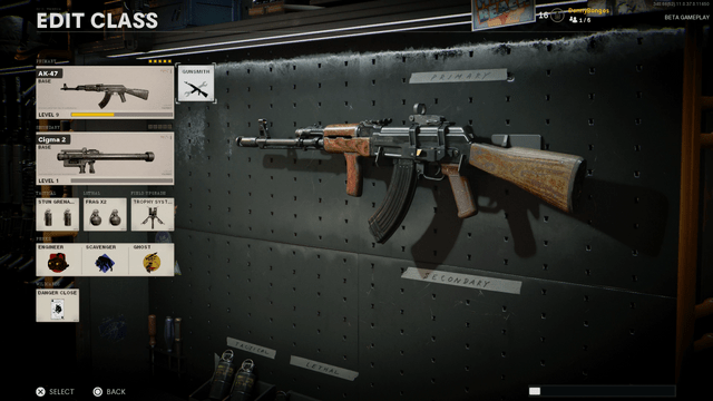AK-47 Best Loadout Black Ops Cold War