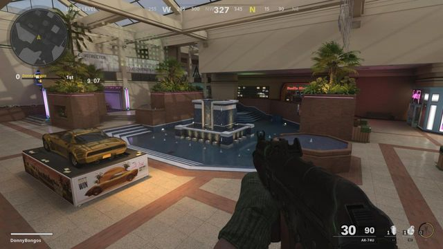 Mall Black Ops Cold War