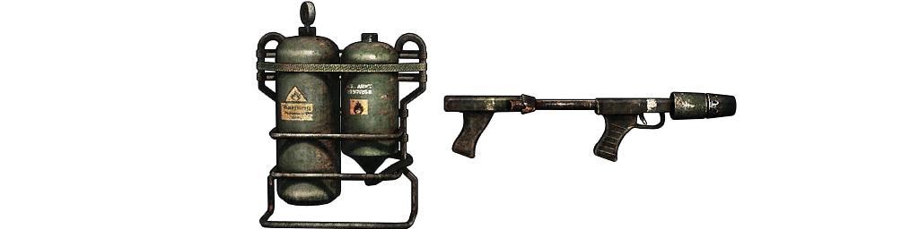 The M2 Flamethrower