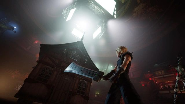 Hell House is one of FF7 Remake's toughest bosses