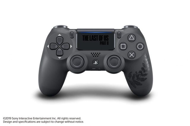 The controller is available separately, too.