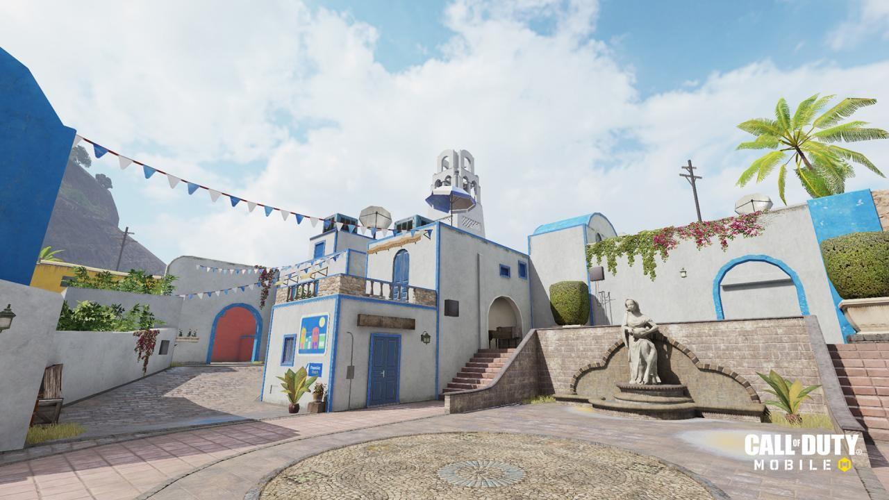 Explore the new Tunisia map in CoD: Mobile