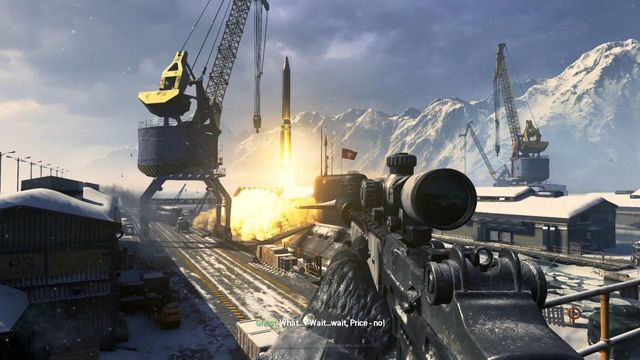 MW2 campaign remastered contingency guide