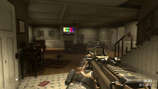 MW2 remastered campaign Exodus veteran