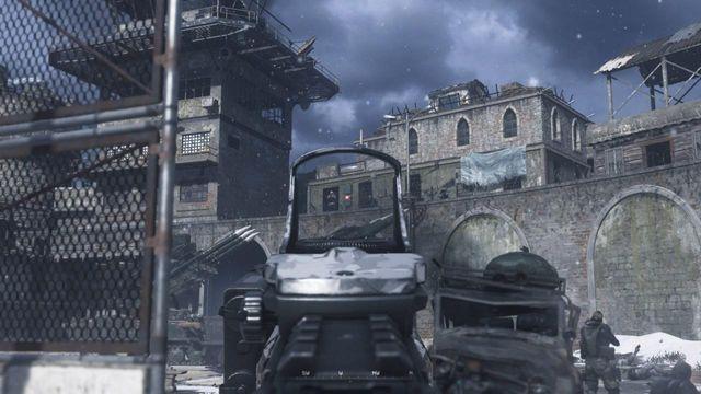 MW2 Campaign Remastered Gulag Walkthrough