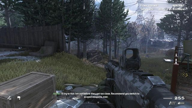 MW2 Campaign Remastered Loose Ends Mission Walkthrough