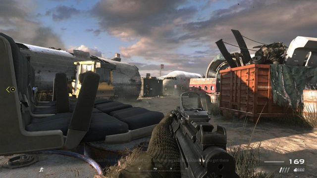 MW2 campaign remastered the enemy of my enemy veteran guide