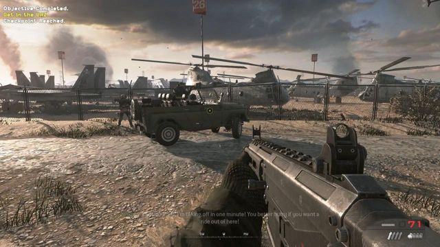 MW2 campaign remastered the enemy of my enemy mission guide