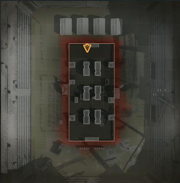Verdansk Stadium gunfight map guide
