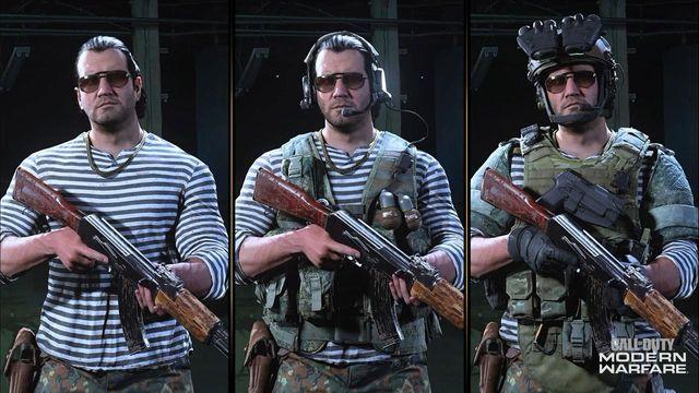 Modern Warfare Nikolai