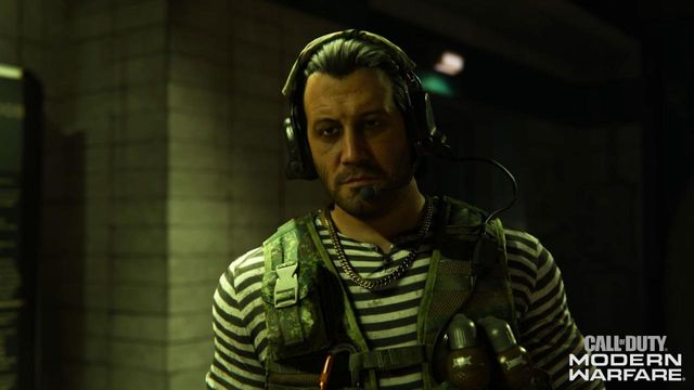 Modern Warfare Nikolai Operator