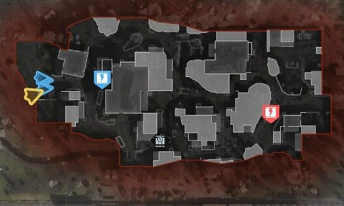 Modern Warfare Hovec Sawmill map guide