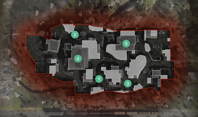 Modern Warfare Hovec Sawmill map walkthrougn