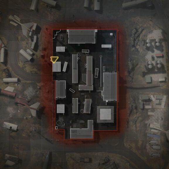 Modern Warfare Scrapyard overview