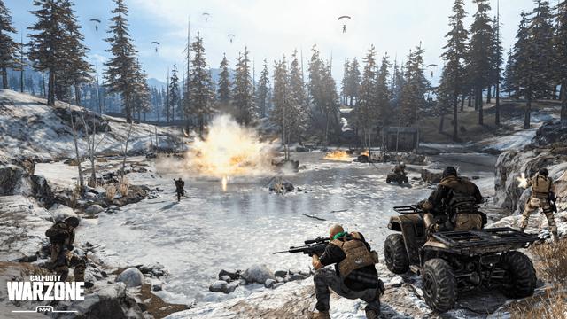 Best Warzone tactics