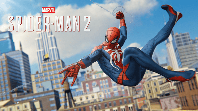 spider-man 2 ps5 artwork