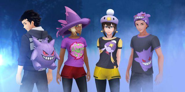 Pokeone Halloween 2020 Pokemon Go Halloween 2020: Start dates, Gengar Mega Evolution