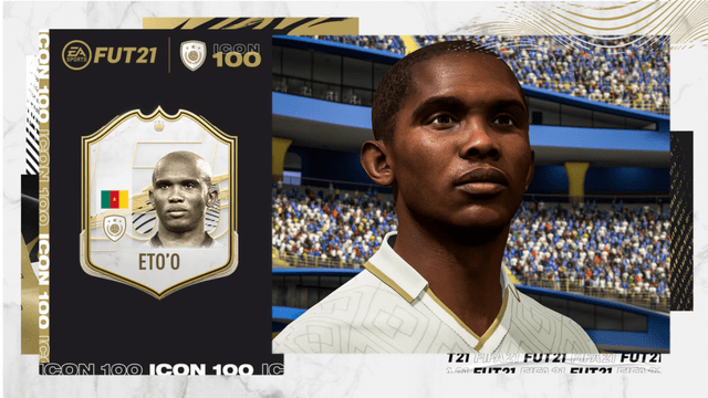 Pace and Power, Eto'o had everything