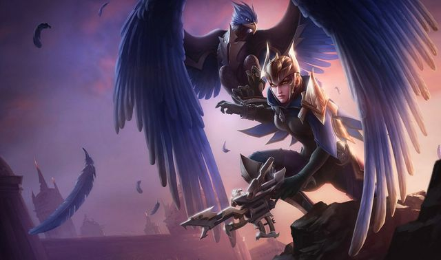 quinn 0 - Download How To Get Skins For Free In League of Legends for FREE - Free Game Hacks