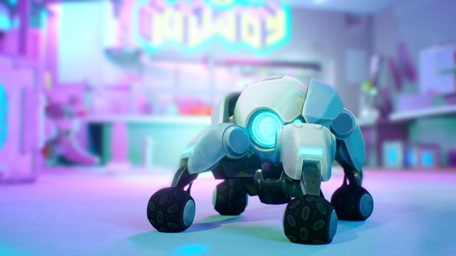Killjoy's bot friend is quite adorable, but expect it to be tough to counter.