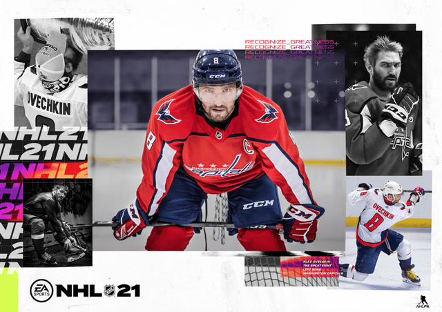 Here's Ovechkin in all his glory!