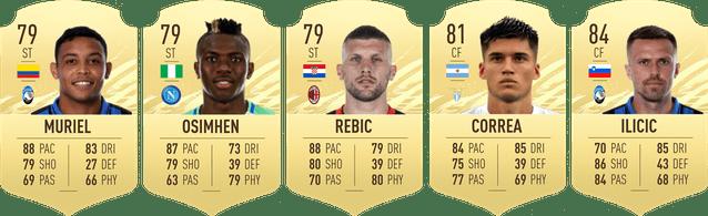 sts - FIFA 21 – FUT Ultimate Team, i giocatori della Serie A più economici per iniziare