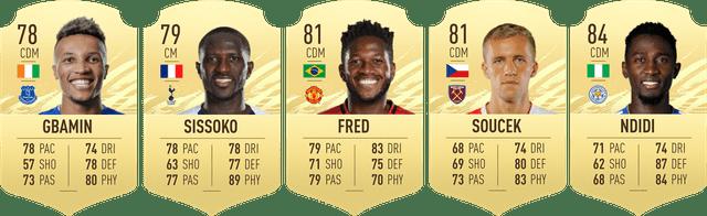 FIFA 21 FUT Ultimate Team Premier League CDC CC