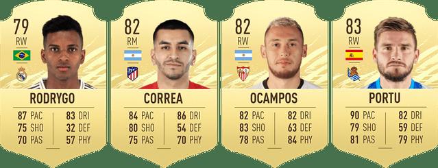 rws - FIFA 21 - FUT Ultimate Team, i giocatori della Liga più economici per iniziare