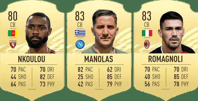 cbs - FIFA 21 – FUT Ultimate Team, i giocatori della Serie A più economici per iniziare