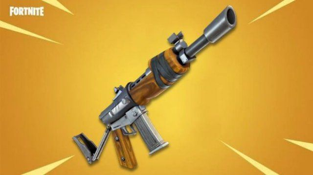 Best weapons for winning fights on The Rig in Fortnite Chapter 2 Season 2.