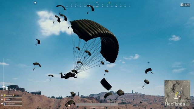 PUBG Mobile tips and tricks, where to land, best loot. Image courtesy of GuruGamer.