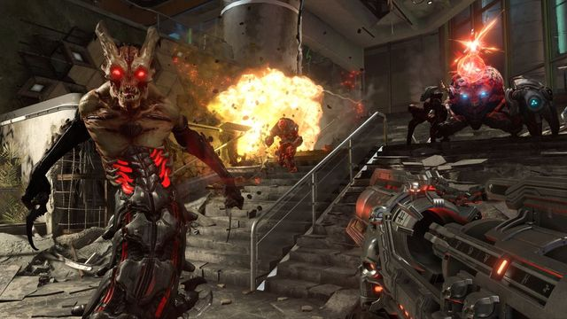 DOOM Eternal Release Date Screenshot