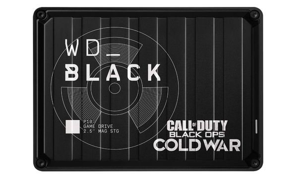 Best Hard Drive for PS4 and PS5 Call of Duty Special Edition