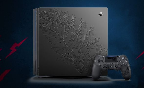 PS4 Pro special Edition Black Friday 2020