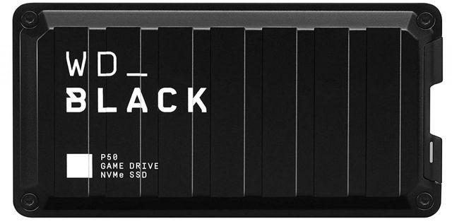 WD Black 1 TB P50 SSD PS4