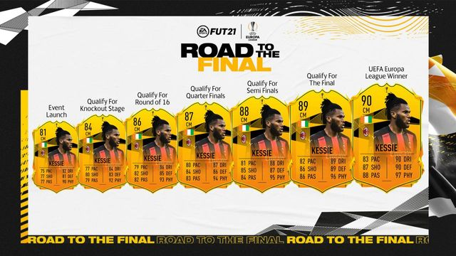 fifa 21 europa league road to the final upgrades how they work potential upgrades for rttf team 1 2 objectives sbcs fifa 21 europa league road to the final