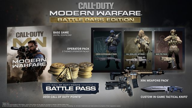 It's pricey, but this bundle will get you all caught up in Modern Warfare