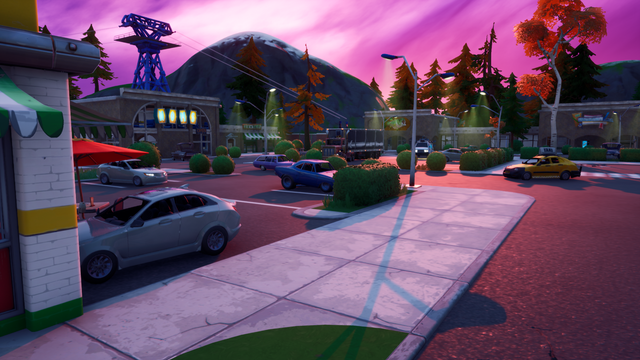 There's a lot of ground to cover in Retail Row
