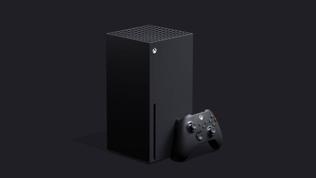 Xbox Series X and Game Pass subscription