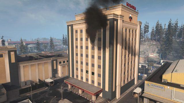 Warzone Hospital