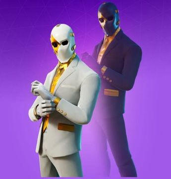 Ghost Wildcard Skin