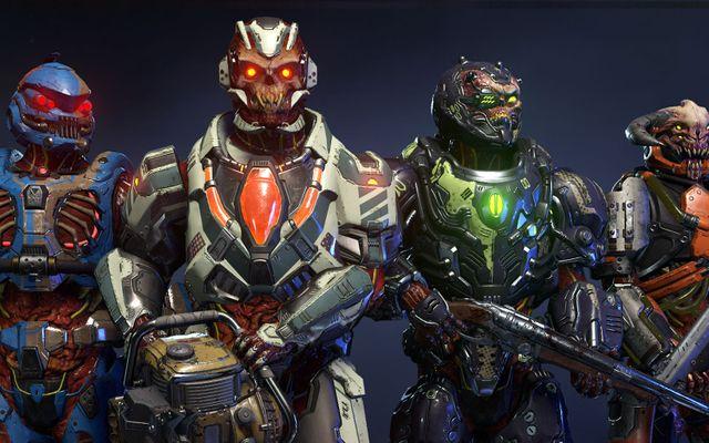 Doom Eternal Dlc The Ancient Gods To Be Revealed At Gamescom