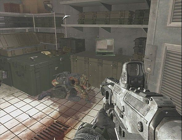 Modern Warfare 2 Remastered Loose Ends Intel Guide