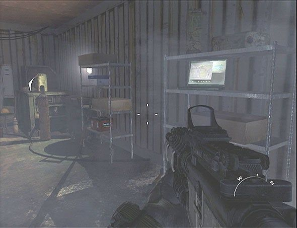 Modern Warfare 2 Remastered Only Easy Days Intel locations