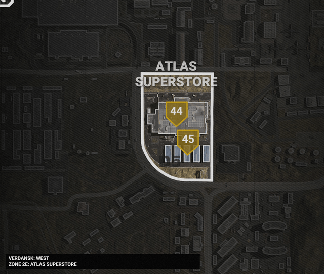 Call Of Duty Warzone Atlas Superstore Location Guide Best Loot