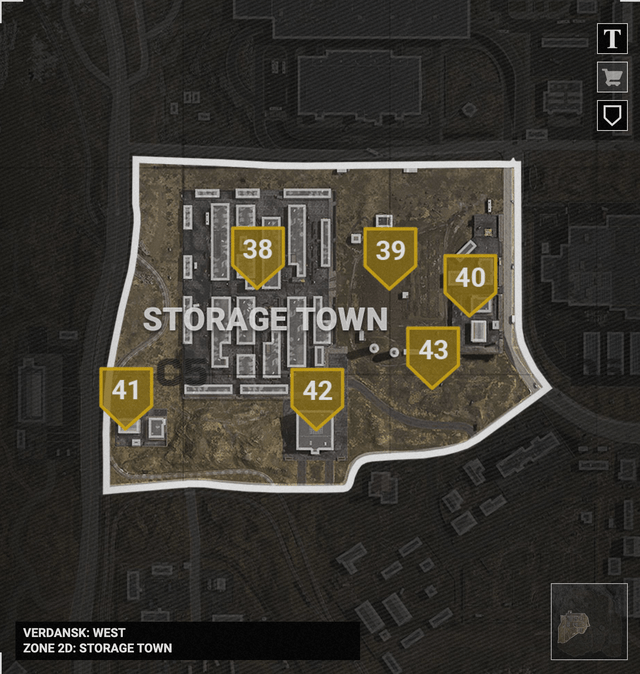 There's plenty to find in Storage Town